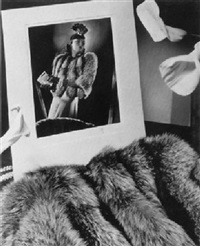 fur advertisement by grancel fitz