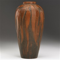 vase by redlands pottery