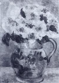 bouquet dans un pichet by valentine synave nicolaud (fray) val