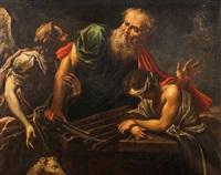 sacrificio di isacco by bernhard keil
