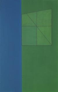 grün blau schwarz by günter tuzina