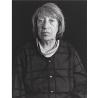 portrait of lee krasner (+ 4 others; 5 works) by timothy greenfield-sanders