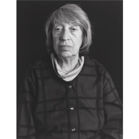 portrait of lee krasner 4 others 5 works by timothy greenfield sanders