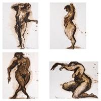 sin título (estudios de desnudo) by pedro ascencio