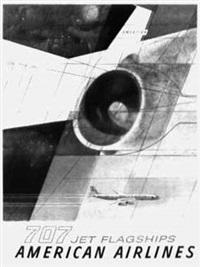 american airlines by herbert danska