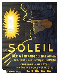 soleil liège by armand rassenfosse