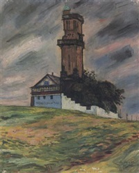 friedrich-august-turm by walter bondy