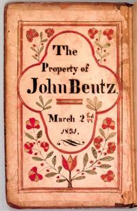 the english reader by samuel bentz ('mount pleasant artist')