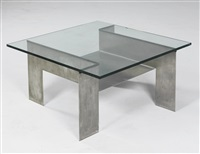 coffee table by luigi blau