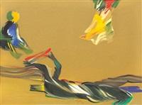 figurative composition by mustafa ata