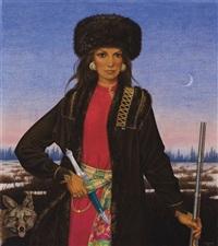 la dona russa by antoine tzapoff