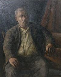 portrait of jason by samuel brecher