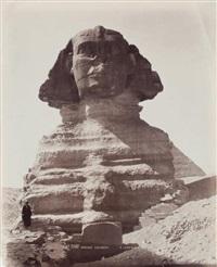 le sphinx de gizeh by gabriel lekegian