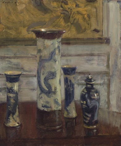 the vases by walter gay