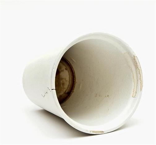 lightening cup by gavin turk