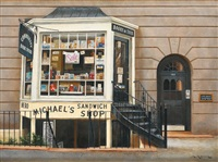 michael's sandwich shop by andré renoux
