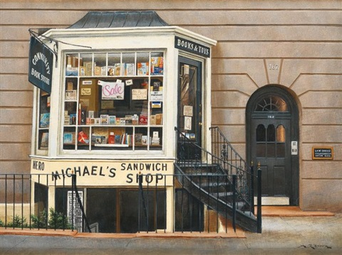 michaels sandwich shop by andré renoux