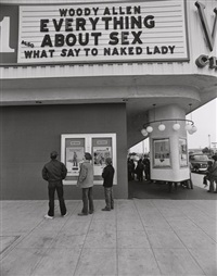 everything you always wanted to know about sex (from suburbia) by bill owens