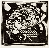 pegasus by william zorach