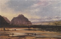 dumbarton rock by allan macdougall