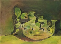 rock form by graham sutherland