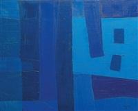 nuovo blu silenzioso by antonio corpora