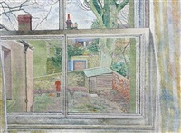 from an upstairs window by norman clark