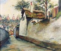 saint vincent à montmartre by elisée maclet