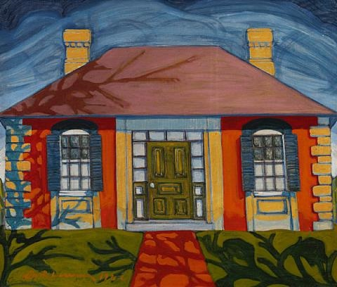 house by lowrie lyle warrener