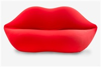 genuine bocca marilyn lip sofa by studio 65
