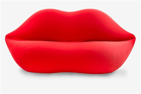 Genuine Bocca Marilyn lip sofa by Studio 65 on artnet