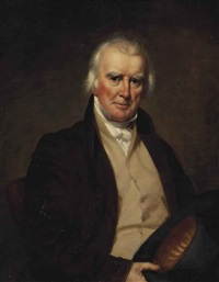 portrait of a gentleman by samuel lovett waldo