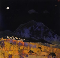 donegal moon by david gordon hughes