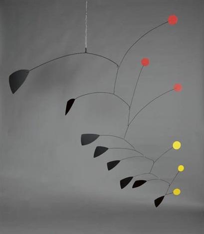 sans titre hanging mobile by manuel marin