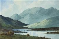 connemara landscape by douglas alexander