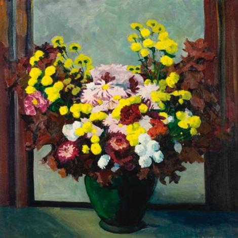 autumn bouquet by jane peterson