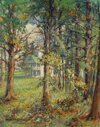 country home by harriette bowdoin