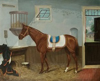 clorane in his stable by charles hayden hepworth