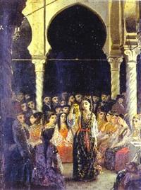 la danse de la jeune mariée by françois lauret