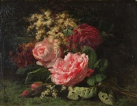 roses by jean-baptiste robie