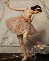 ballerina by auguste leroux