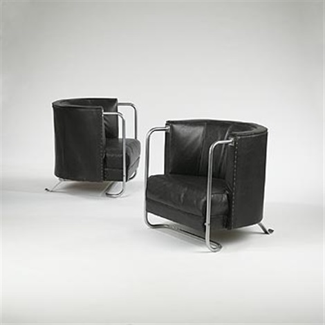 Attrayant Lounge Chairs (pair) By Gilbert Rohde