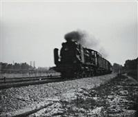 train en ligne by henri vial
