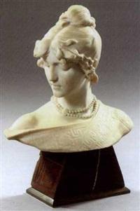 la dame aux perles by aristide petrilli