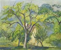 haus im grünen by florian bosch