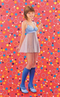 fancy collection bubble by ken matsuyama
