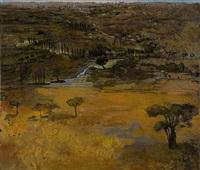 landscape by io aggeli