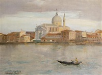 il redentore, venice by norman hepple