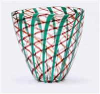 scozzese vase by fulvio bianconi