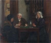 le jeu de cartes by karel boom
